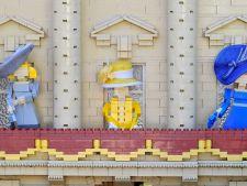 Familia regala a Marii Britanii, transformata in figurine Lego. Iata cum arata Kate Middleton!