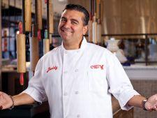 Gateste cu Buddy Valastro! Regele cofetarilor ite invata sa prepari un cheesecake de vis