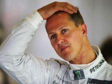 Michael Schumacher, victima hotilor. Nu s-a putut apara!