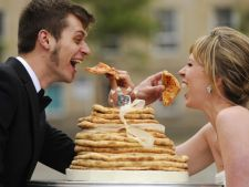 6 cele mai ciudate torturi de nunta. Te-ar tenta asa ceva?