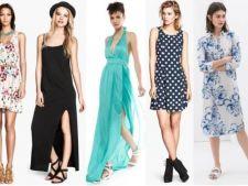 Hai la shopping! Iata 7 modele de rochii usoare de vara