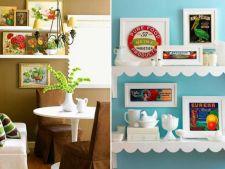 5 accesorii vintage pentru peretii casei tale