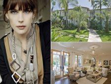 Case de vedete: Iata ce stil de lux impune Liv Taylor locuintei sale