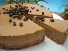 Cheesecake cu lichior de cafea