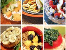 Mic dejun de vara: Idei rapide si energizante preparate din 3 ingrediente