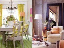 N-ai bani pentru redecorare? Iata 7 solutii gratis!