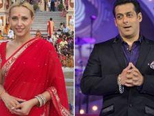 Iulia Vantur s-a intors la Salman Khan. Uite cum o trateaza indianul!