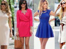 7 rochii de 7 feluri potrivite pentru toate formele
