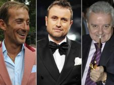Au ajuns la varsta critica? 3 barbati celebri care se dau in spectacol cu femei tinere