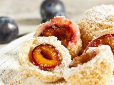 Secretele prepararii galustelor cu prune. Cum sa-ti iasa ca la carte