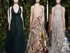 Toamna 2014 in viziunea Valentino: eleganta simpla si rafinament extrem