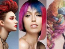 10 combinatii indraznete de culori pentru par. Ai curajul sa le incerci?