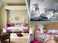10 dormitoare perfecte pentru adolescente stilate