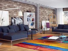 Iata cum schimba covorul... decorul