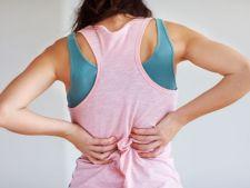 5 metode eficiente prin care poti reduce durerile de spate