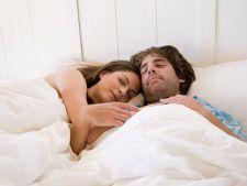 Visam diferit. In somn, barbatii au parte de mai mult sex!