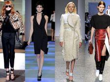 Trendurile toamnei: tinutele cu influente masculine si animal printul