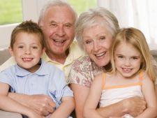 Bunicii vor avea o zi dedicata prin lege