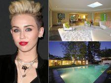 Fortareata petrecerilor a la Miley Cyrus a costat 3,9 milioane de dolari