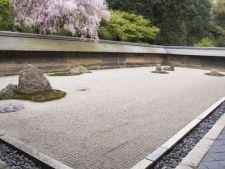Cele mai frumoase gradini: Ryoanji, paradisul zen al Japoniei