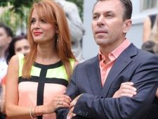 Rasturnare de situatie. Turcasiu nu a divortat si da vina pe nasul Tantareanu pentru scandal