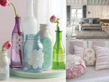 8 moduri rafinate de a decora casa cu dantela
