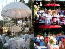 5 decoratiuni senzationale in care poti folosi umbrele