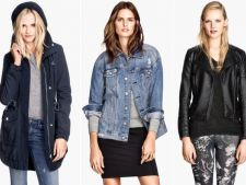 5 jachete subtiri, perfecte pentru vremea racoroasa