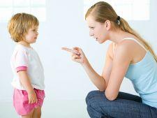 4 greseli frecvente si periculoase in disciplinarea copilului