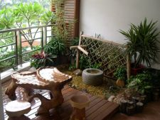4 idei originale de amenajare a unui balcon