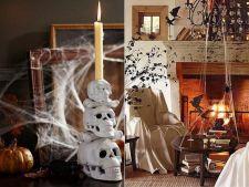 Decoruri de Halloween. Cum poti face casa sa para bantuita