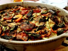 Ratatouille, spectacolul legumelor din farfuria ta. Retete gustoase de toamna