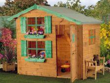 Cum poti transforma o magazie intr-un loc de joaca pentru cei mici