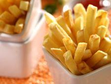 Cum sa mananci cartofi prajiti fara sa te ingrasi. 4 trucuri istete in prepararea lor