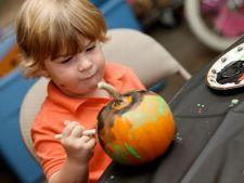 Halloween: 5 decoratiuni simpatice pe care orice copil mic le poate face