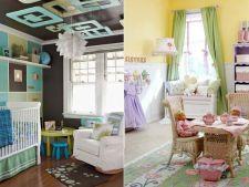 Noi solutii super practice pentru a tine in ordine camera copilului
