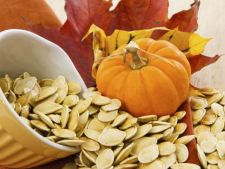 5 beneficii ale semintelor de dovleac