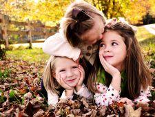 Amintiri de nepretuit: Moduri distractive in care copiii se pot bucura de restul toamnei