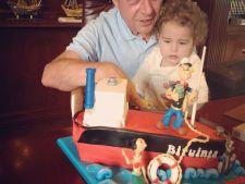 Ce nume va purta nepotul lui Traian Basescu. Presedintele Romaniei este in culmea fericirii!