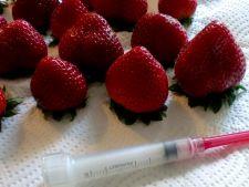 Injectii cu aroma de capsuni. Iata ce boli ar putea trata!