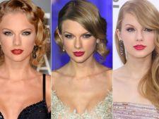 8 coafuri sexy inspirate de la Taylor Swift