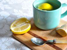 Ceaiul de lamaie, un remediu uimitor. Motive pentru care merita sa il bei zilnic in sezonul rece