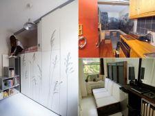 Cum sa amenajezi un apartament mai mic de 10 metri patrati. 4 idei geniale!