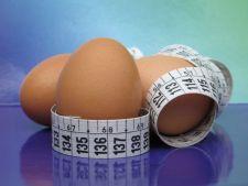 Dieta cu oua. Slabesti pana la 10 kilograme in 7 zile