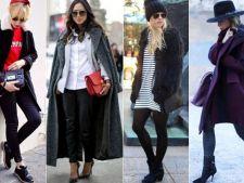 8 tinute perfecte pentru iarna. Invata cum sa te imbraci in trend