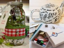 7 cadouri create de tine cu care sa-i surprinzi pe cei dragi