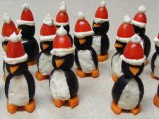 pinguini cu crema de branza