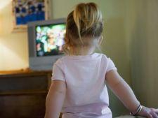 STUDIU Desenele animate, periculoase pentru copii