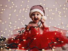 Amintiri de nepretuit: 6 idei grozave pentru a celebra primul Craciun al bebelusului