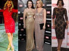 Dantela sau paiete? Ce rochie e mai potrivita pentru party-urile de Sarbatori?
